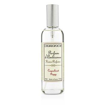 Durance Home Perfume Spray - Poppy  100ml/3.4oz