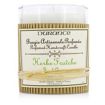 Durance Perfumed Handcraft Candle - Fresh Grass  180g/6.34oz