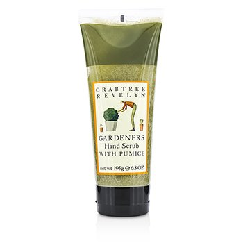 Crabtree & Evelyn Gardeners Hand Scrub with Pumice  195g/6.8oz