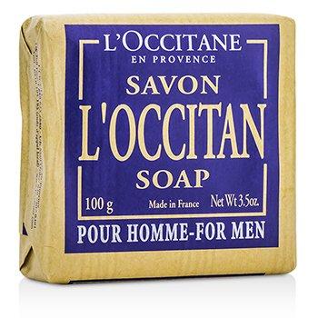 L'Occitane L'Occitan For Men Soap  100g/3.5g