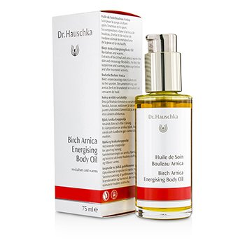 Dr. Hauschka Birch-Arnica Energising Body Oil - Revitalises & Warms  75ml/2.5oz