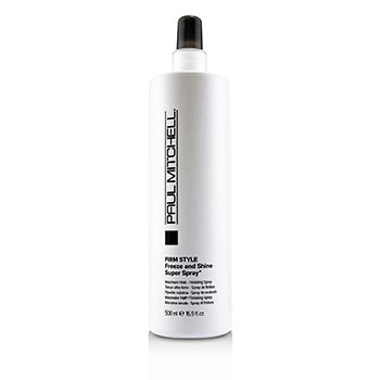 Paul Mitchell Firm Style Freeze and Shine Super Spray (Finishing Spray)  500ml/16.9oz