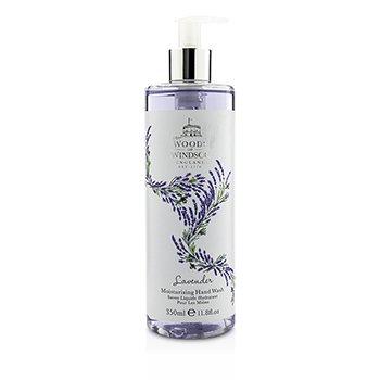 Woods Of Windsor Lavender Moisturising Hand Wash  350ml/11.8oz