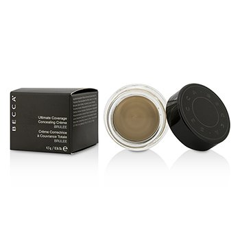 Becca Ultimate Coverage Concealing Creme - # Brulee  4.5g/0.16oz