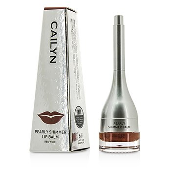 Cailyn Pearly Shimmer Lip Balm - #06 Red Wine  4g/0.14oz