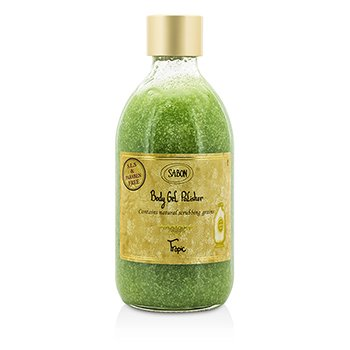 Sabon Body Gel Polisher - Tropic  300ml/10oz