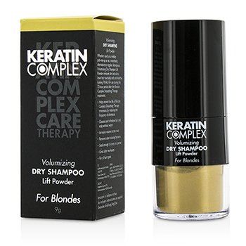 Keratin Complex Care Therapy Volumizing Dry Shampoo Lift Powder - # Blondes  9g/0.3oz