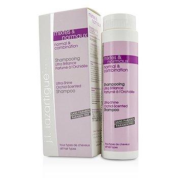 J. F. Lazartigue Ultra-Shine Orchid-Scented Shampoo - Paraben Free (Normal & Combination)  200ml/6.8oz