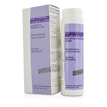 J. F. Lazartigue Soothing Shampoo - Paraben Free (Sensitive & Irritated Scalp)  200ml/6.8oz