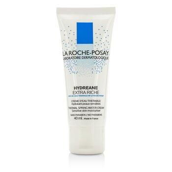 La Roche Posay Hydreane Thermal Spring Water Cream Sensitive Skin Moisturizer - Extra Rich  40ml/1.35oz
