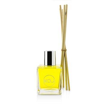 iKOU Aromacology Diffuser Reeds - Nurture (Italian Orange Cardamom & Vanilla - 9 months supply)  -