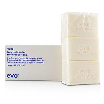 Evo Cake Body and Face Bar  310g/10.93oz