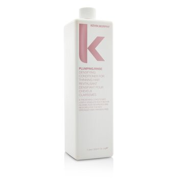 Kevin.Murphy Plumping.Rinse Densifying Conditioner (A Thickening Conditioner - For Thinning Hair)  1000ml/33.6oz