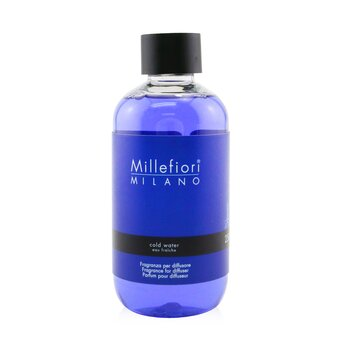 Millefiori Natural Fragrance Diffuser Refill - Cold Water  250ml/8.45oz