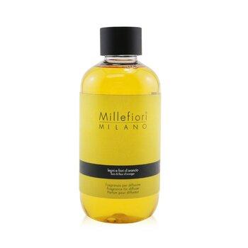 Millefiori Natural Fragrance Diffuser Refill - Legni E Fiori D'Arancio  250ml/8.45oz