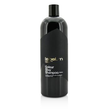 Label.M Colour Stay Shampoo (Combats Colour Fade with UV Protection)  1000ml/33.8oz