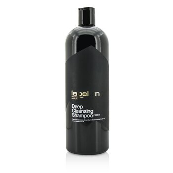 Label.M Deep Cleansing Shampoo (Removes Excess Oils and Product Residual Build-Up)  1000ml/33.8oz