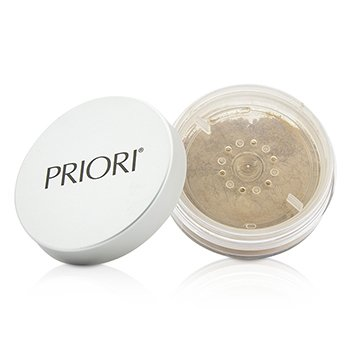 Priori Mineral Skincare SPF25 - #Shade 4 (Medium Tone, Yellow or Pink Base/ Undertone)  5g/0.17oz