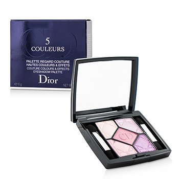 Christian Dior 5 Couleurs Couture Colours & Effects Eyeshadow Palette - No. 846 Tutu  6g/0.21oz