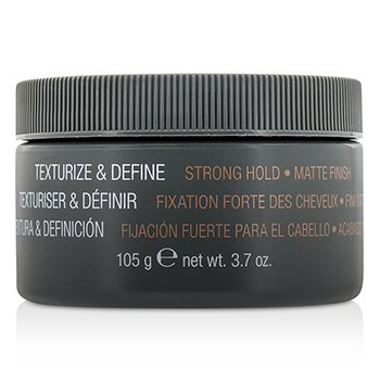 Rusk Putty Texturize & Define (Strong Hold, Matte Finish)  105g/3.7oz