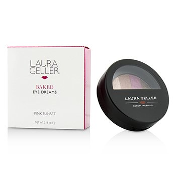 Laura Geller Baked Eye Dreams - #Pink Sunset  5g/0.18oz