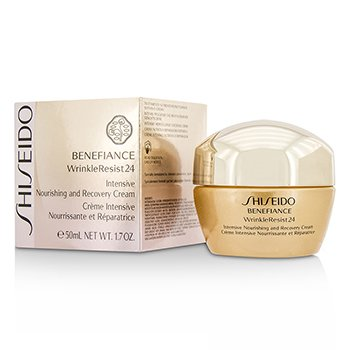 Shiseido Benefiance WrinkleResist24 Intensive Nourishing & Recovery Cream  50ml/1.7oz