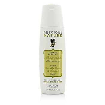 AlfaParf Precious Nature Today's Special Shampoo (For Long & Straight Hair)  250ml/8.45oz