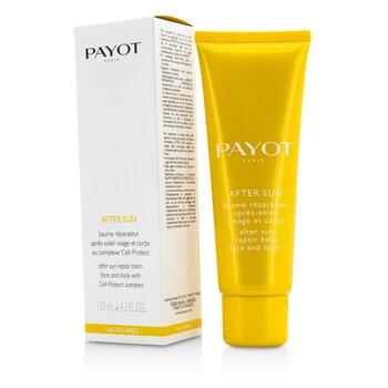 Payot Les Solaires Sun Sensi After-Sun Repair Balm For Face & Body  125ml/4oz