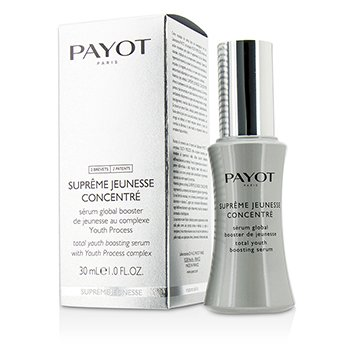 Payot Supreme Jeunesse Concentre Total Youth Boosting Serum - For Mature Skins  30ml/1oz