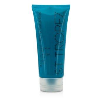 St. Tropez Prep & Maintain Tan Enhancing Polish - Blue Packaging  200ml/6.7oz