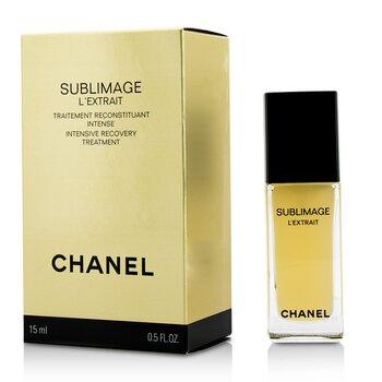 Chanel Sublimage L'Extrait Intensive Recovery Treatment  15ml/0.5oz