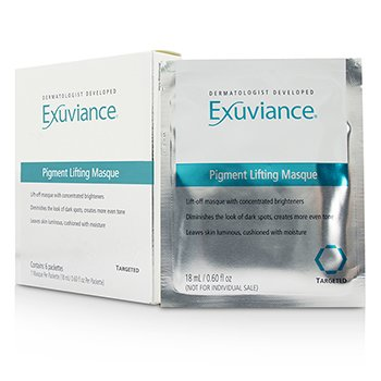 Exuviance Pigment Lifting Masque  6x18ml/0.6oz