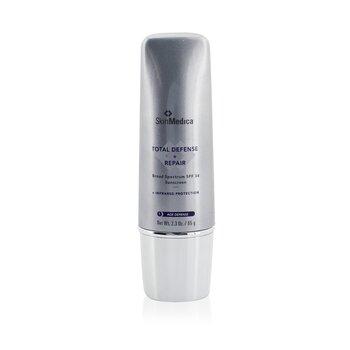 Skin Medica Total Defense + Repair SPF 34 - Tinted  65g/2.3oz
