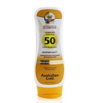 Australian Gold Lotion Sunscreen Broad Spectrum SPF 50  237ml/8oz