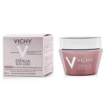 Vichy Idealia Skin Sleep Night Recovery Gel Balm  50ml/1.69oz