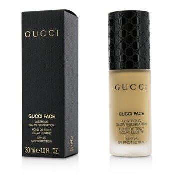 Gucci Lustrous Glow Foundation SPF 25 - #060 (Medium)  30ml/1oz