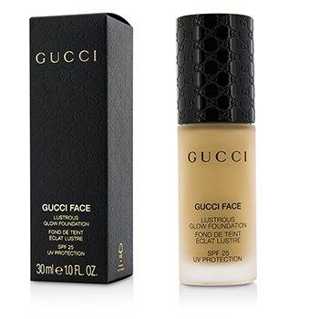 Gucci Lustrous Glow Foundation SPF 25 - #080 (Medium)  30ml/1oz