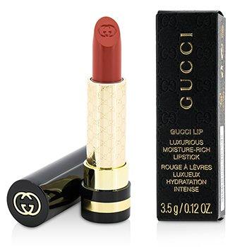 Gucci Luxurious Moisture Rich Lipstick  - #360 Flame  3.5g/0.12oz