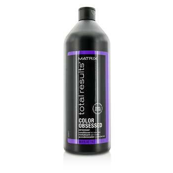 Matrix Total Results Color Obsessed Antioxidant Conditioner (For Color Care)  1000ml/33.8oz