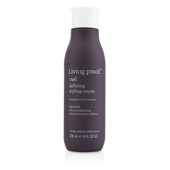Living Proof Curl Defining Styling Cream (Light Hold)  236ml/8oz