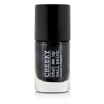 Cheeky Chat Me Up Nail Paint - Tar Very Much  10ml/0.33oz