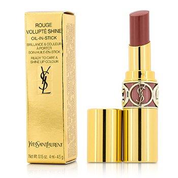 Yves Saint Laurent Rouge Volupte Shine Oil In Stick - # 47 Beige Blouse  4.5g/0.15oz