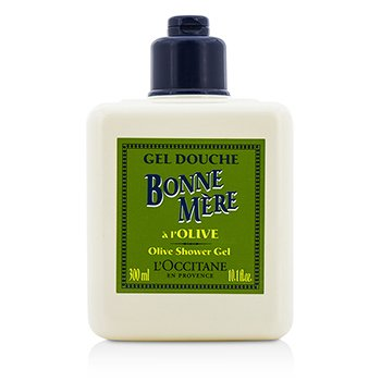 L'Occitane Bonne Mere Olive Shower Gel  300ml/10.1oz