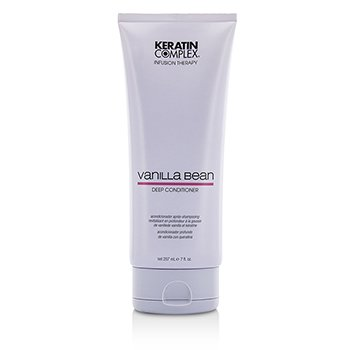 Keratin Complex Infusion Therapy Vanilla Bean Deep Conditioner (For All Hair Types)  207ml/7oz