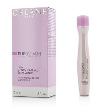 Orlane Oligo Vitamin Vitality Radiance Care Eye Contour  15ml/0.5oz