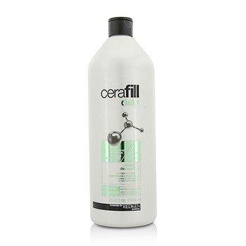 Redken Cerafill Defy Thickening Shampoo (For Normal to Thin Hair)  1000ml/33.8oz