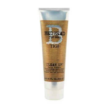 Tigi Bed Head B For Men Clean Up Daily Shampoo (New Packaging)  250ml/8.45oz