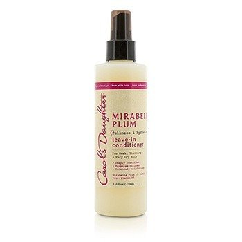 Carol's Daughter Mirabelle Plum Fullness & Hydration Leave-In Conditioner (For Weak, Thinning & Very Dry Hair)  236ml/8oz