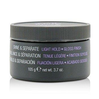 Rusk Gloss Wax (Light Hold, Gloss Finish)  105g/3.7oz