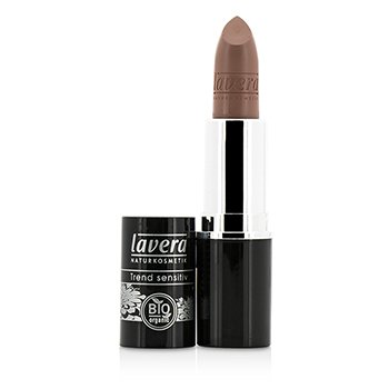 Lavera Beautiful Lips Colour Intense Lipstick - # 30 Tender Taupe  4.5g/0.15oz